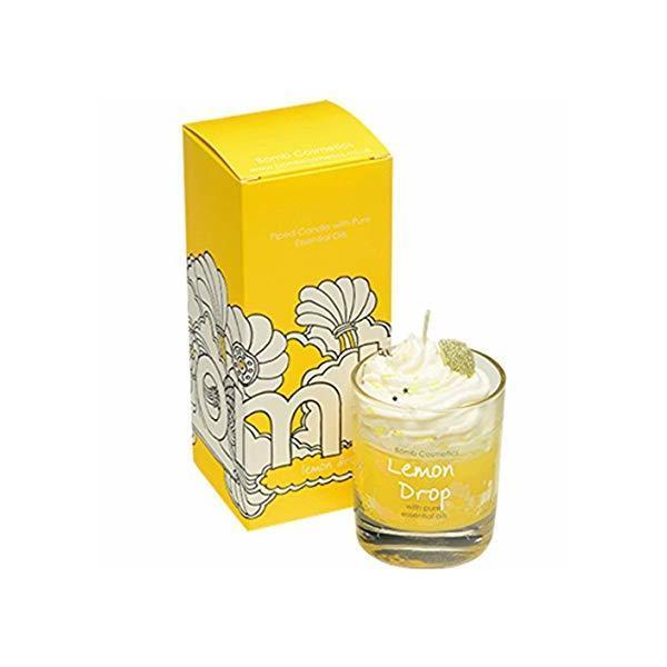 Lumanare parfumata, Lemon Drop, Bomb Cosmetics, 250 g imagine produs