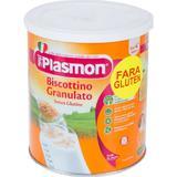 Biscuiti Granulati fara Gluten, 4 luni+, Plasmon, 374g