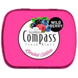 Drajeuri Compass Fresh Mints Fructe Salbatice Powermints, 14g