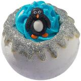 Bila efervescenta de baie, Pick up a Penguin, Bomb Cosmetics, 160 gr