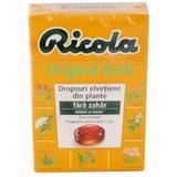 Dropsuri Mix Plante fara Zahar Ricola, 40g