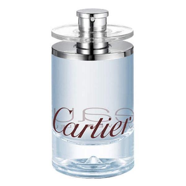 Apă de toaletă pentru barbati Cartier Eau de Cartier Vetiver Bleu 100ml poza