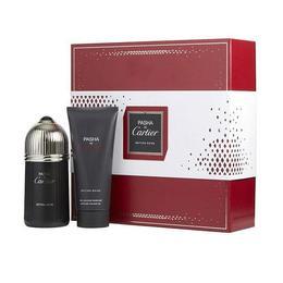 Set cadou Apă de toaletă 100ml + gel de duș 100 ml Cartier Pasha Edition Noire de la esteto.ro