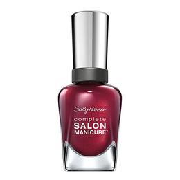 Lac de unghii Sally Hansen Salon Manicure 414 Cherry, Cherry, Bang, Bang 14,7ml