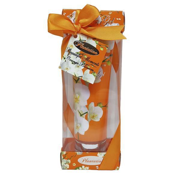 Cadou Gel de dus floral Orange Village Cosmetics, 200 ml imagine produs