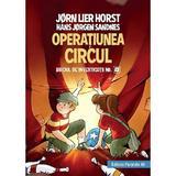 Operatiunea circul. Biroul de investigatii Nr.2 - Jorn Lier Horst, Hans Jorgen Sandnes, editura Paralela 45