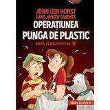 Operatiunea Punga de plastic. Biroul de investigatii Nr.2 - Jorn Lier Horst, Hans Jorgen Sandnes, editura Paralela 45