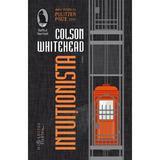 Intuitionista - Colson Whitehead, editura Humanitas