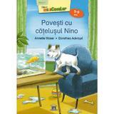 Povesti cu catelusul Nino. Nivelul 1 - Annette Moser, Dorothea Ackroyd, editura Didactica Publishing House