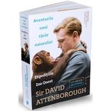Aventurile unui tanar naturalist - Sir David Attenborough, editura Publica