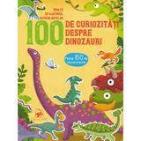 100 de curiozitati despre dinozauri, editura Arc