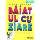 Baiatul cu ziare - Vince Vawter, editura Booklet