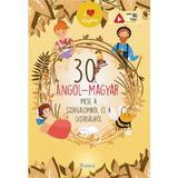 30 angol-magyar mese a szorgalomrol es a lustasagrol, editura Aquila