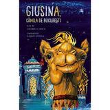 Giusina, camila de Bucuresti - Andreea Micu, editura Baroque Books & Arts