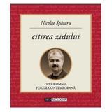 Citirea zidului - Nicolae Spataru, editura Tipo Moldova
