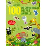 100 de curiozitati despre animale, editura Arc