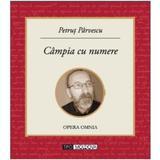 Campia cu numere - Petrut Parvescu, editura Tipo Moldova