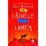 Cainele care a salvat lumea - Ross Welford, editura Corint