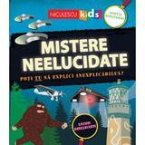 Mistere neelucidate - Susan Martineau, editura Niculescu