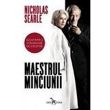 Maestrul minciunii - Nicholas Searle, editura Leda