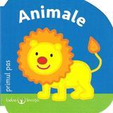 bebe invata. animale. primul pas, editura Litera