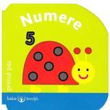 Bebe invata. numere. primul pas, editura Litera