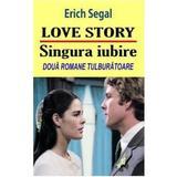 Love story. Singura iubire - Erich Segal, editura Orizonturi