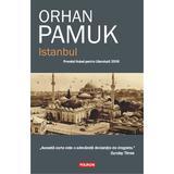 Istanbul - Orhan Pamuk, editura Polirom