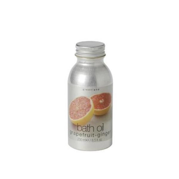 Ulei baie, cu ghimbir si grepfruit, Greenland, 250 ml imagine produs