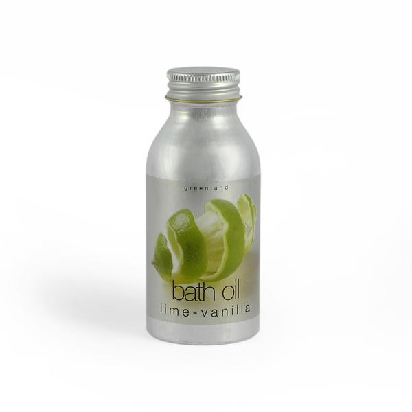 Ulei baie, cu lamaie verde si vanilie, Greenland, 250 ml imagine produs