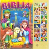 Carte cu sunete: Biblia pentru cei mici, editura Dorinta