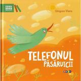Telefonul pasaruicii - Grigore Vieru, editura Prut
