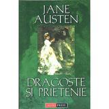Dragoste si prietenie - Jane Austen, editura Aldo Press