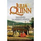 Dansind la miezul noptii - Julia Quinn, editura Miron