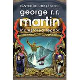 Inclestarea Regilor (cartonat) - George R.R.Martin, editura Nemira
