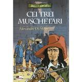 Cei trei muschetari - Alexandre Dumas, editura Aramis