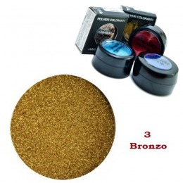 Glitter Pulbere - Cinecitta PhitoMake-up Professional Glitter in Polvere nr 3