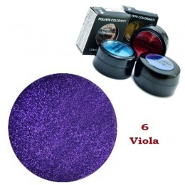 Glitter Pulbere - Cinecitta PhitoMake-up Professional Glitter in Polvere nr 6