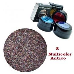 Glitter Pulbere - Cinecitta PhitoMake-up Professional Glitter in Polvere nr 8