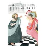 Ce este dragostea, Socrate? - Nora Kreft, editura Baroque Books & Arts