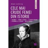 Cele mai crude femei din istorie - Alain Leclercq, editura Niculescu