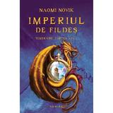 Imperiul de Fildes - Temeraire: Cartea a IV a - Naomi Novik, editura Nemira