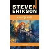 Amintirile ghetii Vol.1+2 - Steven Erikson, editura Nemira