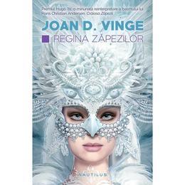 Regina zapezilor - Joan D. Vinge, editura Nemira