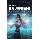 Printul fractal - Hannu Rajaniemi, editura Nemira