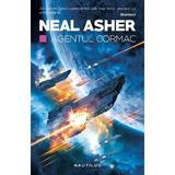 Agentul Cormac ed.2016 - Neal Asher, editura Nemira