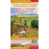 Trasee cu bicicleta in Muntii Maramuresului si Rodnei, editura Schubert & Franzke