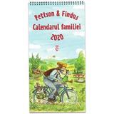 Pettson si Findus. Calendarul familiei 2020 - Sven Nordqvist, editura Pandora