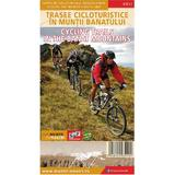 Trasee cicloturistice in Muntii Banatului, editura Schubert & Franzke
