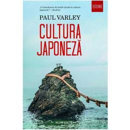 Cultura japoneza - Paul Varley, editura Humanitas